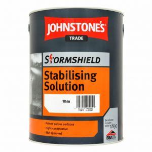 Johnstones Stabilising Solution (White) 5L