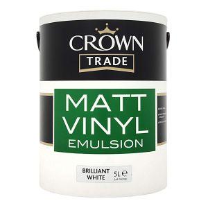 Crown Vinyl Matt (Brilliant White)