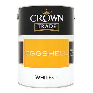 Crown Trade Eggshell (White)
