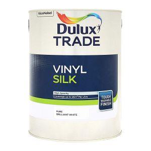 Dulux Trade Vinyl Silk White