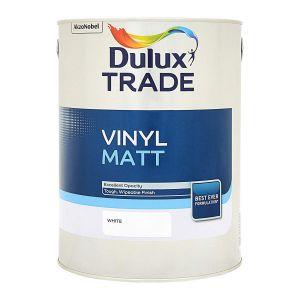 Dulux Trade Vinyl Matt White