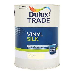 Dulux Trade Vinyl Silk Magnolia