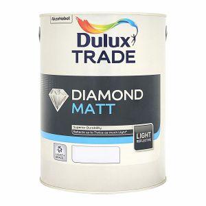 Dulux Trade Light & Space Diamond Matt Colours 5L
