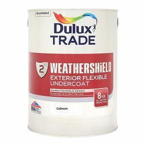 Dulux Weathershield Exterior Undercoat Colours