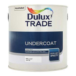 Dulux Undercoat (Pure Brilliant White)