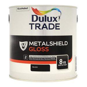 Dulux Trade Metalshield Gloss