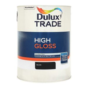 Dulux Trade Gloss Black