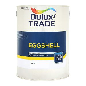 Dulux Trade Eggshell (White)