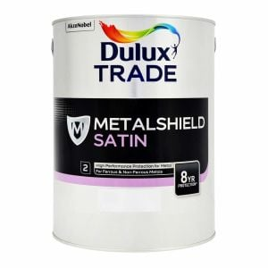 Dulux Metalshield Satin Tinted Colours
