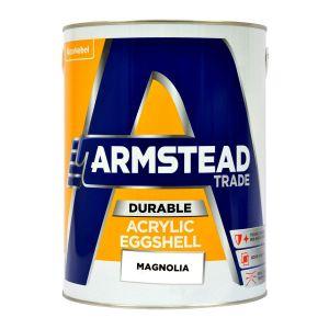 Armstead Durable Acrylic Eggshell - Magnolia