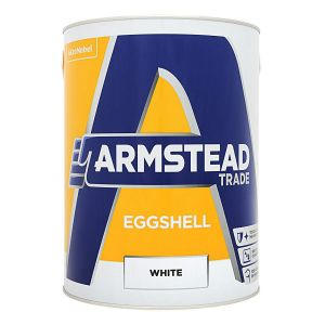 Armstead Eggshell White 5L