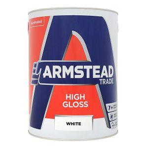 Armstead High Gloss - White