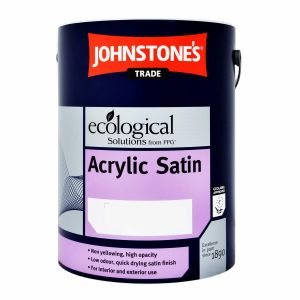 Johnstones Acrylic Satin (all colours)