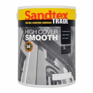 Sandtex Smooth Masonry 5LT (All Colours)