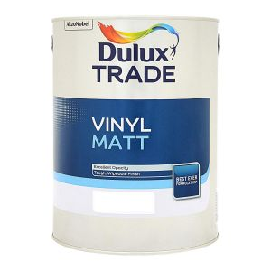 DULUX TRADE VINYL MATT COLOUR MIXING