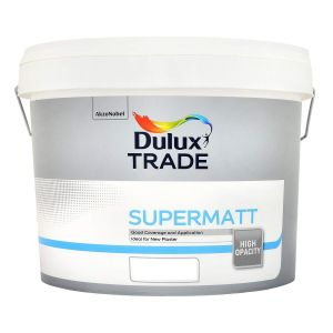Dulux Trade Supermatt Tinted Colours