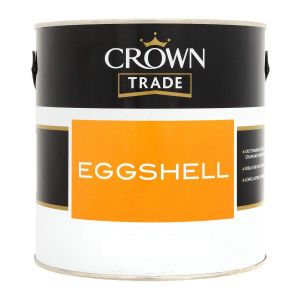 Crown Trade Eggshell (All Colours)