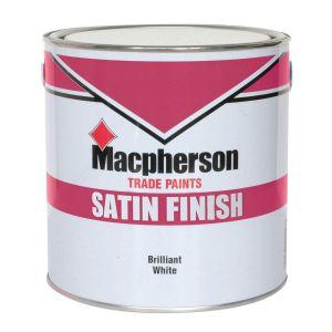 Macpherson Satin White