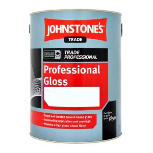 Johnstones Gloss Black