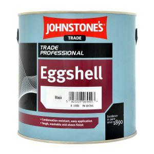Johnstones Eggshell Black