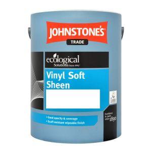 Johnstones Vinyl Soft Sheen (all colours)
