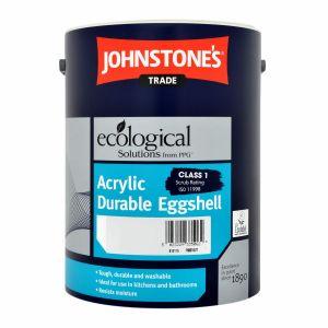Johnstones Acrylic Eggshell (all colours)