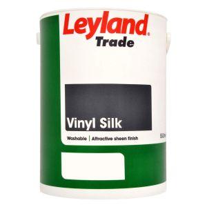Leyland Vinyl Silk Magnolia 5L