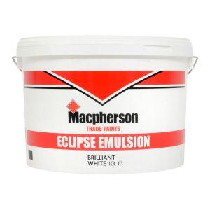 Macpherson Eclipse Emulsion White 10L