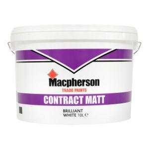 Macpherson Contract Matt-PBW-10 L