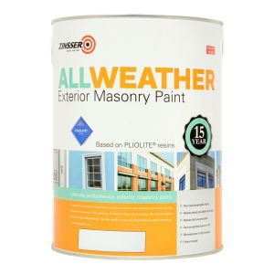 Zinsser All Weather Masonry Colours