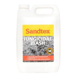 Sandtex Fungicidal Wash