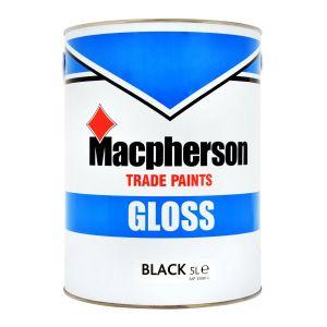 MacPherson Gloss Black