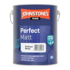 Johnstones Perfect Matt Brilliant White