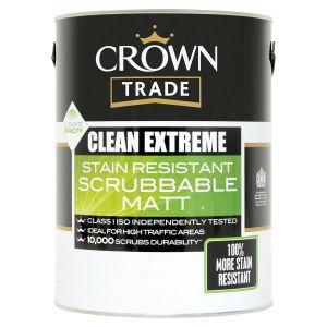 Crown Clean Extreme Matt (All Colours)