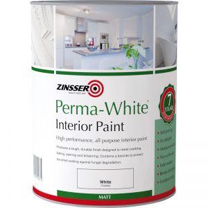 Zinsser Permawhite Interior Matt Colours