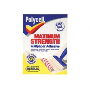 Polycell Max Strength Wallpaper Adhesive