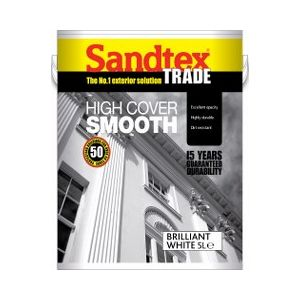 Sandtex Smooth Masonry (White)