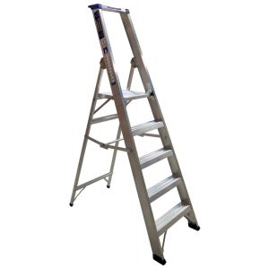 Clow Diamond Class 1 Aluminium Platform Steps (Various Treads)