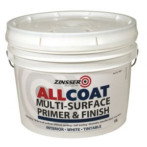 Zinsser Allcoat WB Interior Colours 10L