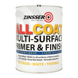 Zinsser Allcoat SB Interior Colours