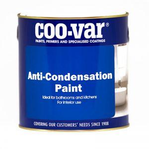 Coo-Var Anti-Condensation Paint White