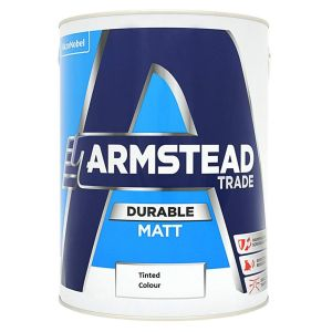 Armstead Durable Matt Tinted Colours