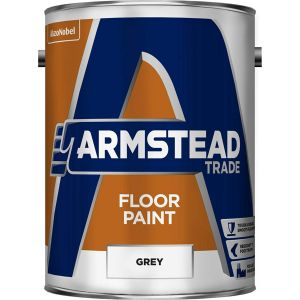 Armstead Floor Paint Ready Mixed colours 5L