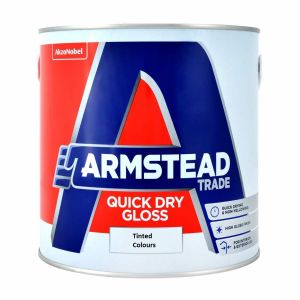 Armstead Quick Dry Gloss Tinted Colours 2.5L