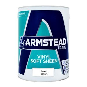 Armstead Vinyl Soft Sheen Tinted Colours