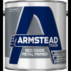 Armstead Red Oxide Metal Primer 2.5L