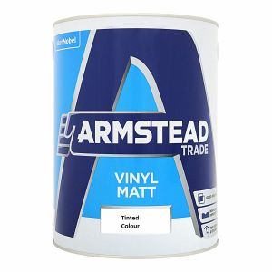 Armstead Vinyl Matt Tinted Colours
