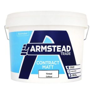 Armstead Contract Matt Colours 10L
