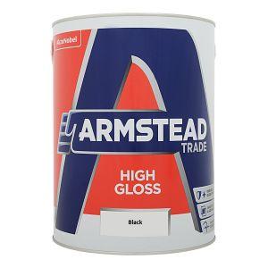 Armstead High Gloss - Black