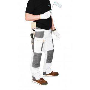 AXUS GREY SERIES S-TEX PAINTER'S TROUSERS LONG